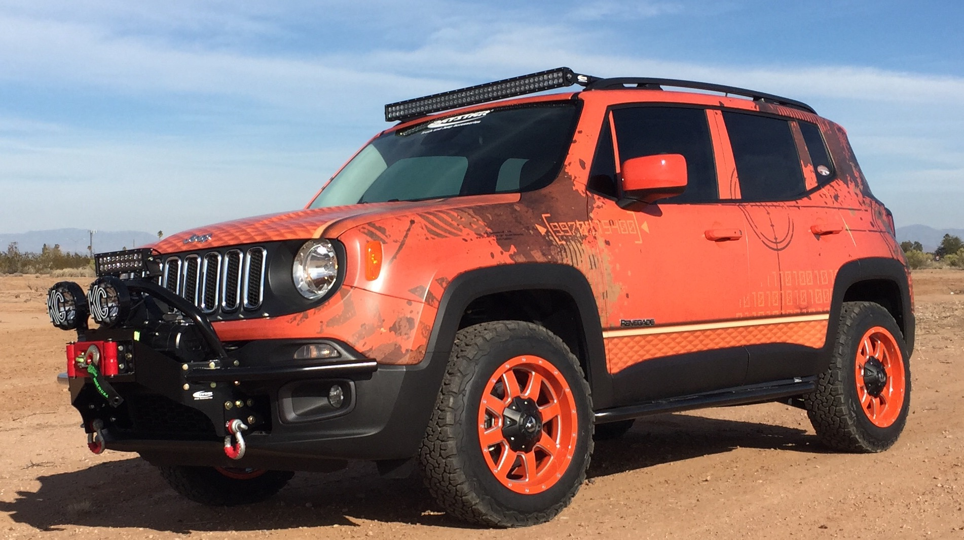 Lifted Jeep Renegade >> Sneak Peek: Daystar Renegade Goodies - JPFreek Adventure Magazine