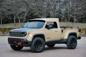 Jeep Concepts Jeep Concept Comanche