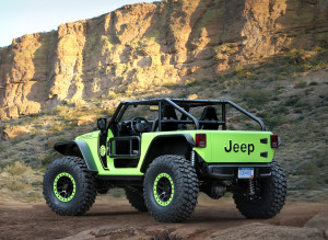 Jeep Concepts Jeep Trailcat Concept