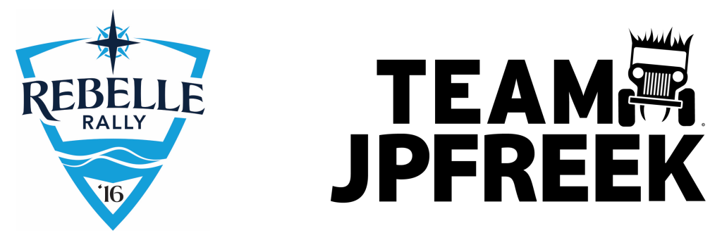 Team JPFreek is taking on the Rebelle Rally
