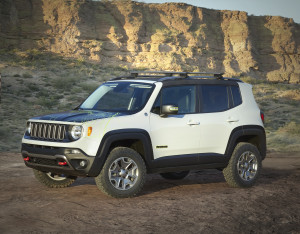 Jeep Concepts Renegade Commander