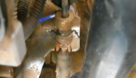 JK Transfer Case Cable Dropout Prevention