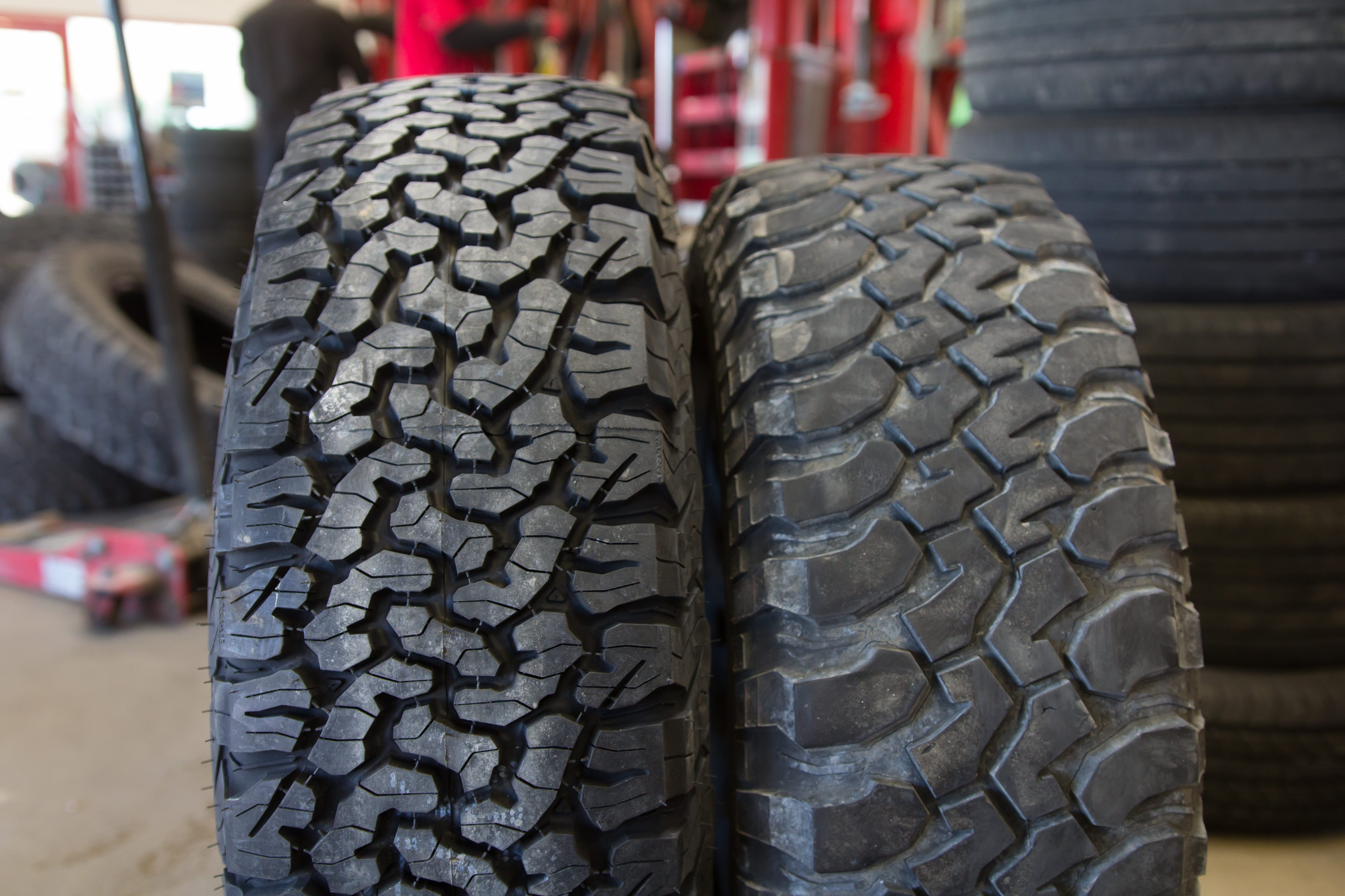 Tire Selection Bfg Ko2 All Terrain Jpfreek Adventure