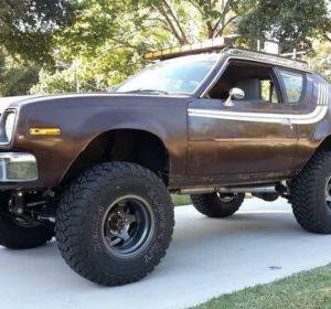 1977 Gremlin Jeep