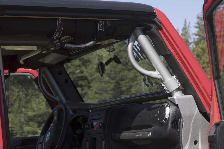 Jeep Tj Overland >> 2017 CA4WDA Raffle Jeep 021 - JPFreek Adventure Magazine