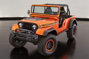Jeep® CJ66- Jeep Concepts