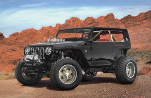 Jeep® Quicksand Concept- Jeep Concepts