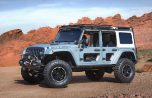 Jeep® Switchback Concept- Jeep Concepts