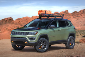 Jeep® Trailpass Concept- Jeep Concepts