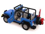 Jeep JK 2D half door2