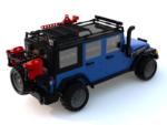 Jeep JK Unlimited full accessories 2