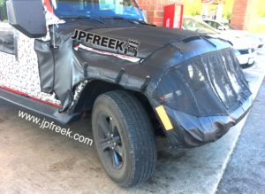 2018 JL Wrangler spy shot 4 - JPFreek Adventure Magazine