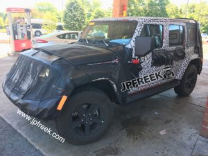 2018 JL Wrangler spy shot 3 - JPFreek Adventure Magazine