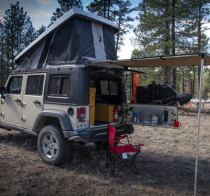 DIY Overland Ruibcon on a Budget
