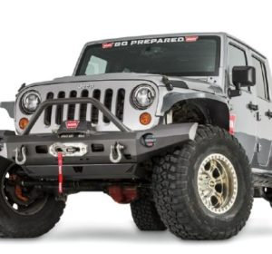 Warn Releases All-New Elite Series Front Bumpers for Jeep JK Wrangler